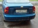 Подержанный Chevrolet Lanos, синий , цена 70 000 руб. в республике Татарстане, битый состояние