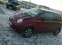 Подержанный Daewoo Matiz, бордовый , цена 168 000 руб. в республике Татарстане, хорошее состояние