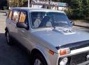 Подержанный ВАЗ (Lada) 4x4, серебряный , цена 185 000 руб. в республике Татарстане, хорошее состояние