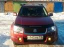 Подержанный Suzuki Grand Vitara, вишневый , цена 570 000 руб. в республике Татарстане, хорошее состояние