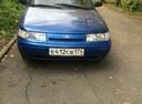 Подержанный ВАЗ (Lada) 2112, синий , цена 120 000 руб. в Челябинской области, хорошее состояние