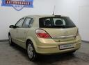 Подержанный Opel Astra, золотой, 2004 года выпуска, цена 259 500 руб. в Санкт-Петербурге, автосалон Единый Центр Продажи