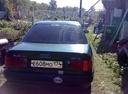 Подержанный Audi 100, зеленый , цена 120 000 руб. в Челябинской области, среднее состояние