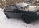 Подержанный ВАЗ (Lada) 2109, черный , цена 84 000 руб. в Челябинской области, отличное состояние
