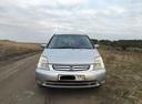 Подержанный Honda Stream, серебряный металлик, цена 270 000 руб. в Челябинской области, хорошее состояние