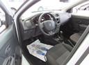 Подержанный Renault Logan, белый, 2016 года выпуска, цена 569 000 руб. в Ростове-на-Дону, автосалон ОЗОН АВТО