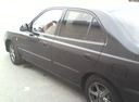 Подержанный Hyundai Accent, черный , цена 228 000 руб. в Челябинской области, отличное состояние