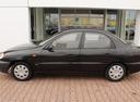 Подержанный Chevrolet Lanos, черный, 2008 года выпуска, цена 105 000 руб. в Екатеринбурге, автосалон