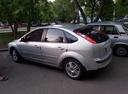 Подержанный Ford Focus, серебряный , цена 280 000 руб. в Челябинской области, хорошее состояние