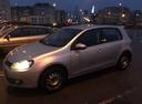 Подержанный Volkswagen Golf, серебряный , цена 510 000 руб. в Санкт-Петербурге, отличное состояние