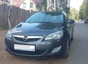 Подержанный Opel Astra, мокрый асфальт , цена 590 000 руб. в ао. Ханты-Мансийском Автономном округе - Югре, отличное состояние