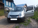 Подержанный Daewoo Matiz, серебряный металлик, цена 95 000 руб. в Челябинской области, хорошее состояние