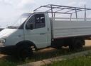 Подержанный ГАЗ Газель, белый , цена 140 000 руб. в Челябинской области, хорошее состояние