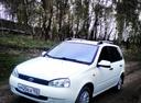 Подержанный ВАЗ (Lada) Kalina, белый , цена 237 000 руб. в Челябинской области, отличное состояние