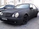 Подержанный Mercedes-Benz E-Класс, черный матовый, цена 370 000 руб. в ао. Ханты-Мансийском Автономном округе - Югре, хорошее состояние