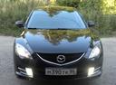 Подержанный Mazda 6, черный бриллиант, цена 550 000 руб. в ао. Ханты-Мансийском Автономном округе - Югре, хорошее состояние