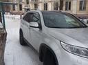 Подержанный Kia Sorento, серебряный , цена 1 300 000 руб. в Челябинской области, отличное состояние