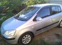 Подержанный Hyundai Getz, серый , цена 230 000 руб. в Смоленской области, хорошее состояние