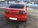 Подержанный Mazda 3, красный металлик, цена 375 000 руб. в Смоленской области, отличное состояние
