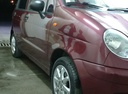 Подержанный Daewoo Matiz, вишневый металлик, цена 95 000 руб. в Челябинской области, отличное состояние