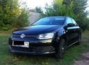 Подержанный Volkswagen Polo, черный , цена 400 000 руб. в Челябинской области, отличное состояние