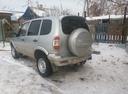 Подержанный Chevrolet Niva, серебряный металлик, цена 160 000 руб. в Челябинской области, хорошее состояние