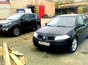 Подержанный Renault Megane, черный , цена 145 000 руб. в Челябинской области, отличное состояние