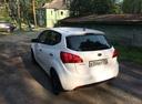 Подержанный Kia Venga, белый , цена 490 000 руб. в Челябинской области, хорошее состояние