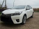 Подержанный Toyota Corolla, белый металлик, цена 870 000 руб. в республике Татарстане, отличное состояние