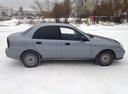 Подержанный Chevrolet Lanos, серебряный металлик, цена 120 000 руб. в Челябинской области, хорошее состояние