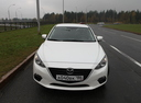 Подержанный Mazda 3, белый металлик, цена 799 000 руб. в ао. Ханты-Мансийском Автономном округе - Югре, отличное состояние