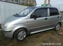 Подержанный Daewoo Matiz, серебряный , цена 90 000 руб. в республике Татарстане, хорошее состояние