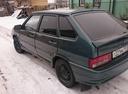 Подержанный ВАЗ (Lada) 2114, зеленый металлик, цена 180 000 руб. в Смоленской области, хорошее состояние