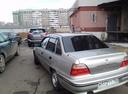 Подержанный Daewoo Nexia, серебряный , цена 95 000 руб. в Челябинской области, хорошее состояние