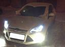 Подержанный Ford Focus, белый , цена 500 000 руб. в Челябинской области, отличное состояние