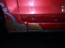 Подержанный Ford Focus, красный , цена 340 000 руб. в ао. Ханты-Мансийском Автономном округе - Югре, хорошее состояние