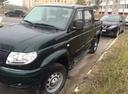 Подержанный УАЗ Patriot, зеленый , цена 400 000 руб. в ао. Ханты-Мансийском Автономном округе - Югре, отличное состояние