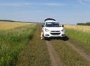 Подержанный Hyundai ix35, белый , цена 880 000 руб. в ао. Ханты-Мансийском Автономном округе - Югре, отличное состояние