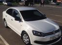 Подержанный Volkswagen Polo, белый , цена 449 000 руб. в республике Татарстане, отличное состояние