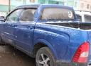 Подержанный SsangYong Actyon, синий , цена 400 000 руб. в ао. Ханты-Мансийском Автономном округе - Югре, хорошее состояние