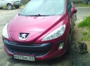 Подержанный Peugeot 308, красный , цена 350 000 руб. в Смоленской области, отличное состояние