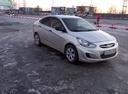 Подержанный Hyundai Solaris, серебряный , цена 530 000 руб. в ао. Ханты-Мансийском Автономном округе - Югре, отличное состояние