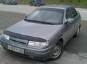 Подержанный ВАЗ (Lada) 2110, мокрый асфальт , цена 75 000 руб. в ао. Ханты-Мансийском Автономном округе - Югре, хорошее состояние