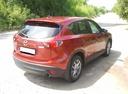 Подержанный Mazda CX-5, красный металлик, цена 990 000 руб. в Челябинской области, отличное состояние