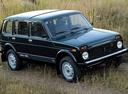 Подержанный ВАЗ (Lada) 4x4, зеленый , цена 460 000 руб. в ао. Ханты-Мансийском Автономном округе - Югре, отличное состояние