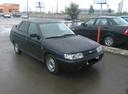 Подержанный ВАЗ (Lada) 2110, черный металлик, цена 105 000 руб. в республике Татарстане, хорошее состояние