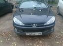 Подержанный Peugeot 206, черный , цена 185 000 руб. в республике Татарстане, хорошее состояние