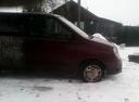 Подержанный Mitsubishi Dingo, бордовый перламутр, цена 120 000 руб. в Челябинской области, среднее состояние