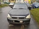 Подержанный ВАЗ (Lada) Priora, зеленый металлик, цена 210 000 руб. в ао. Ханты-Мансийском Автономном округе - Югре, хорошее состояние