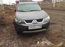 Подержанный Mitsubishi Outlander, серый , цена 550 000 руб. в республике Татарстане, отличное состояние